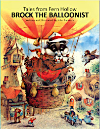 Brock the Balloonist cover