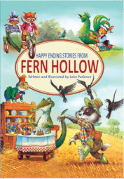 Happy Endings Stories from Fern Hollow cover