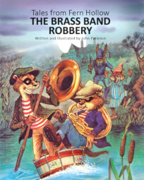 The Brass Band Robbery front cover